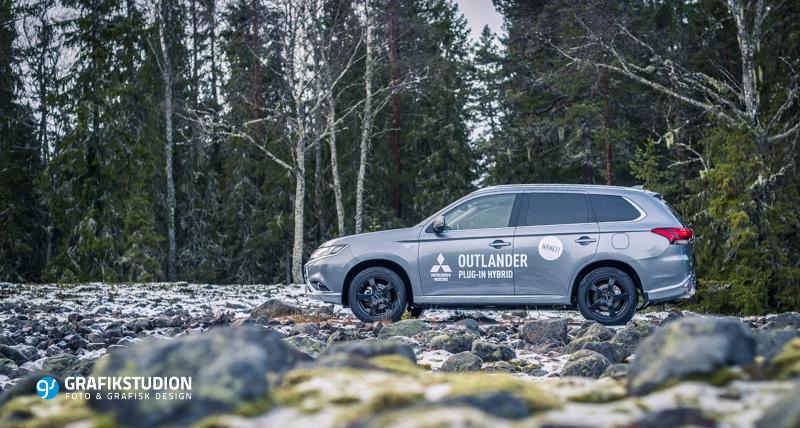 Mitsubishi Outlander PHEV Plug-in hybrid