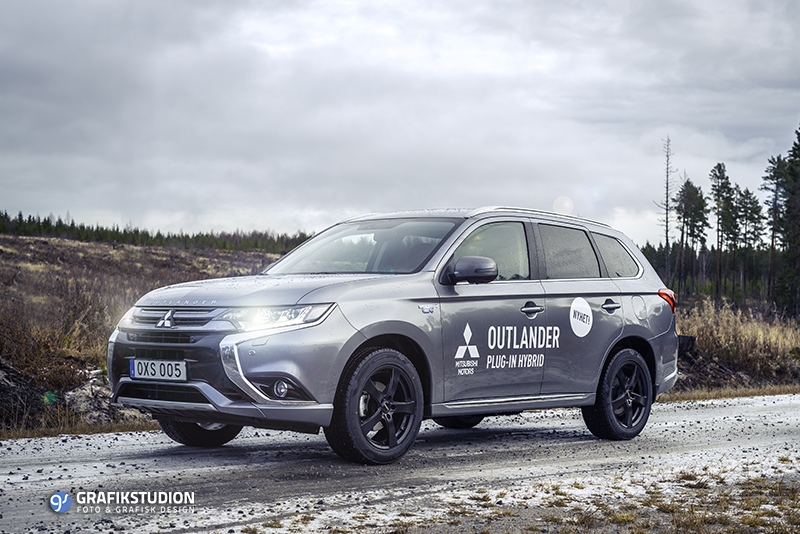 Mitsubishi Outlander first test drive