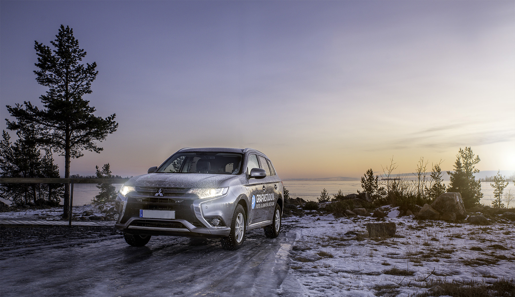 Outlander PHEV winter