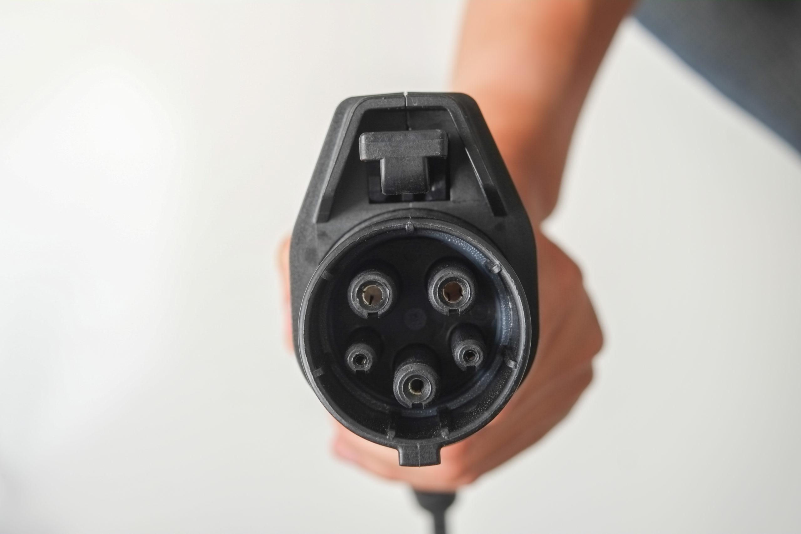 Ladda elbil Typ 1 kabel